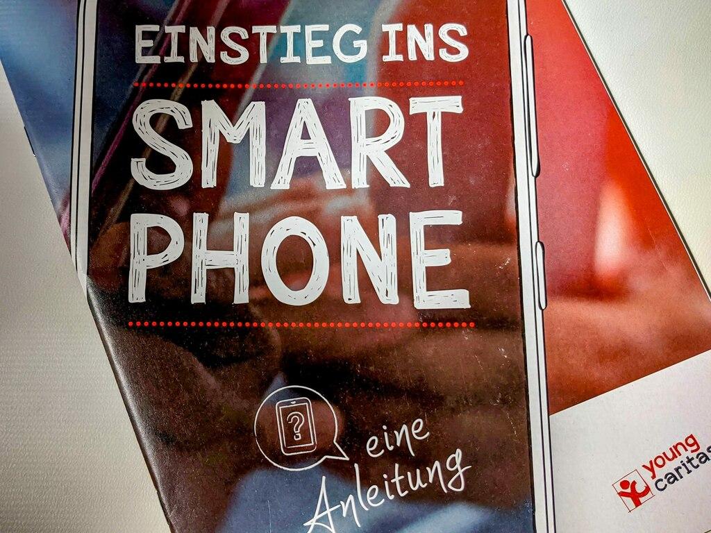 Einstieg ins Smartphone - eine Anleitung